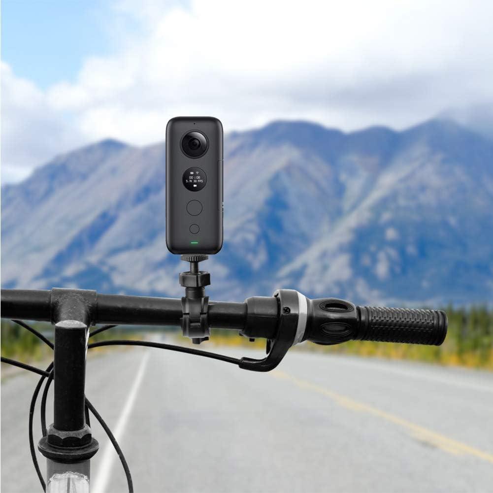 Xingsiyue Soporte de Manillar de Bici para dji Osmo Mobile 3/Mobile 2/Insta360 One X: Amazon.es: Electrónica