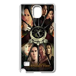 Poster Hunger Games Mocking jay phone Case Cove For Samsung Galaxy NOTE4 Case Cover XXM9952241