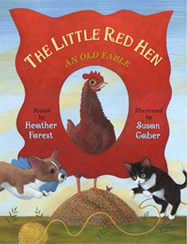 little red hen - 8