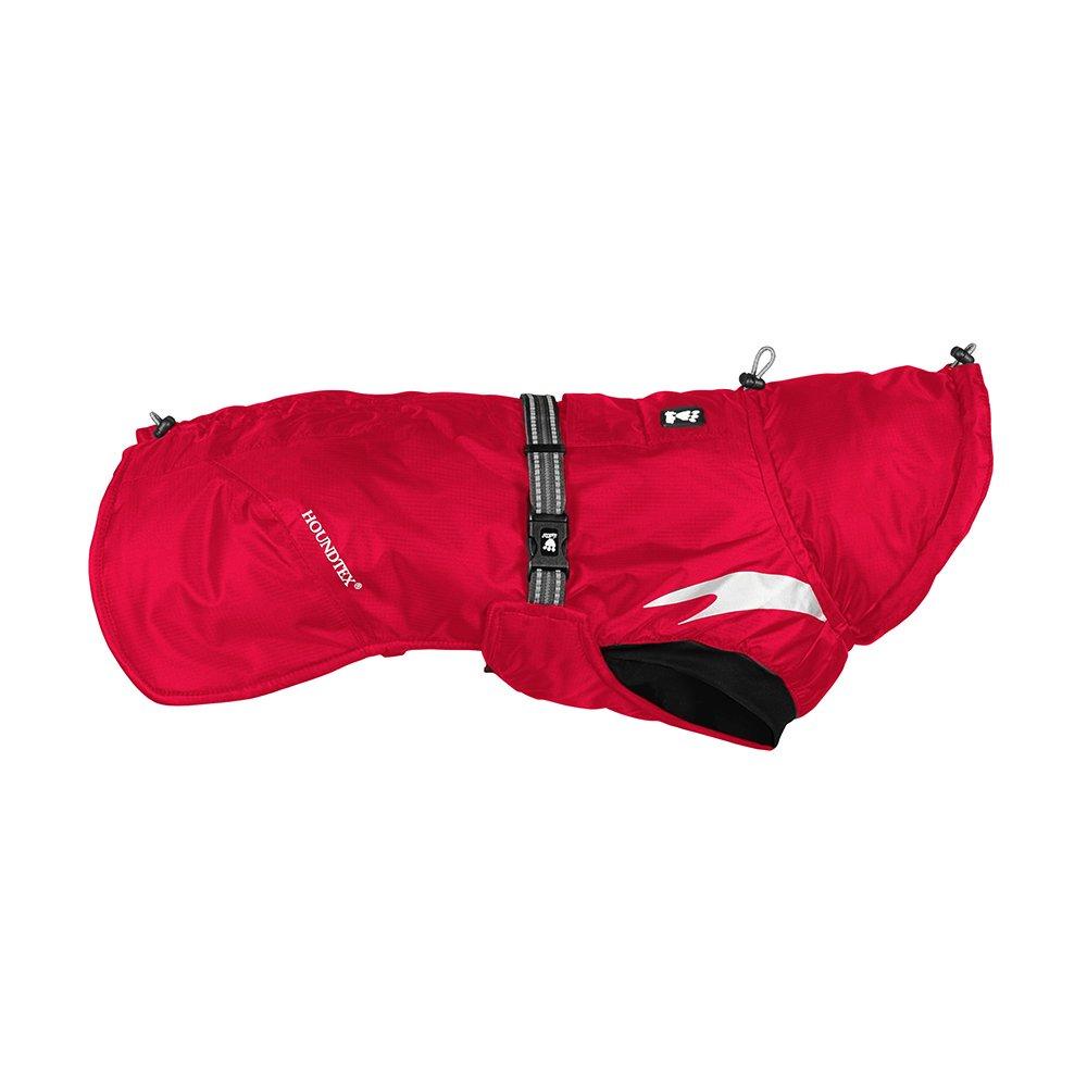 Hurtta Summit Parka Dog Winter Coat, Cherry, 18 in