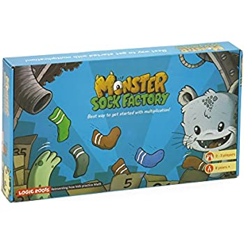 Amazon.com: CLOUD HOPPER Addition and Subtraction board game STEM ...