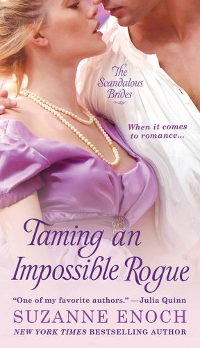 book cover of Taming an Impossible Rogue