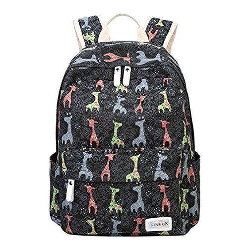 Giraffe Book Bag - 5