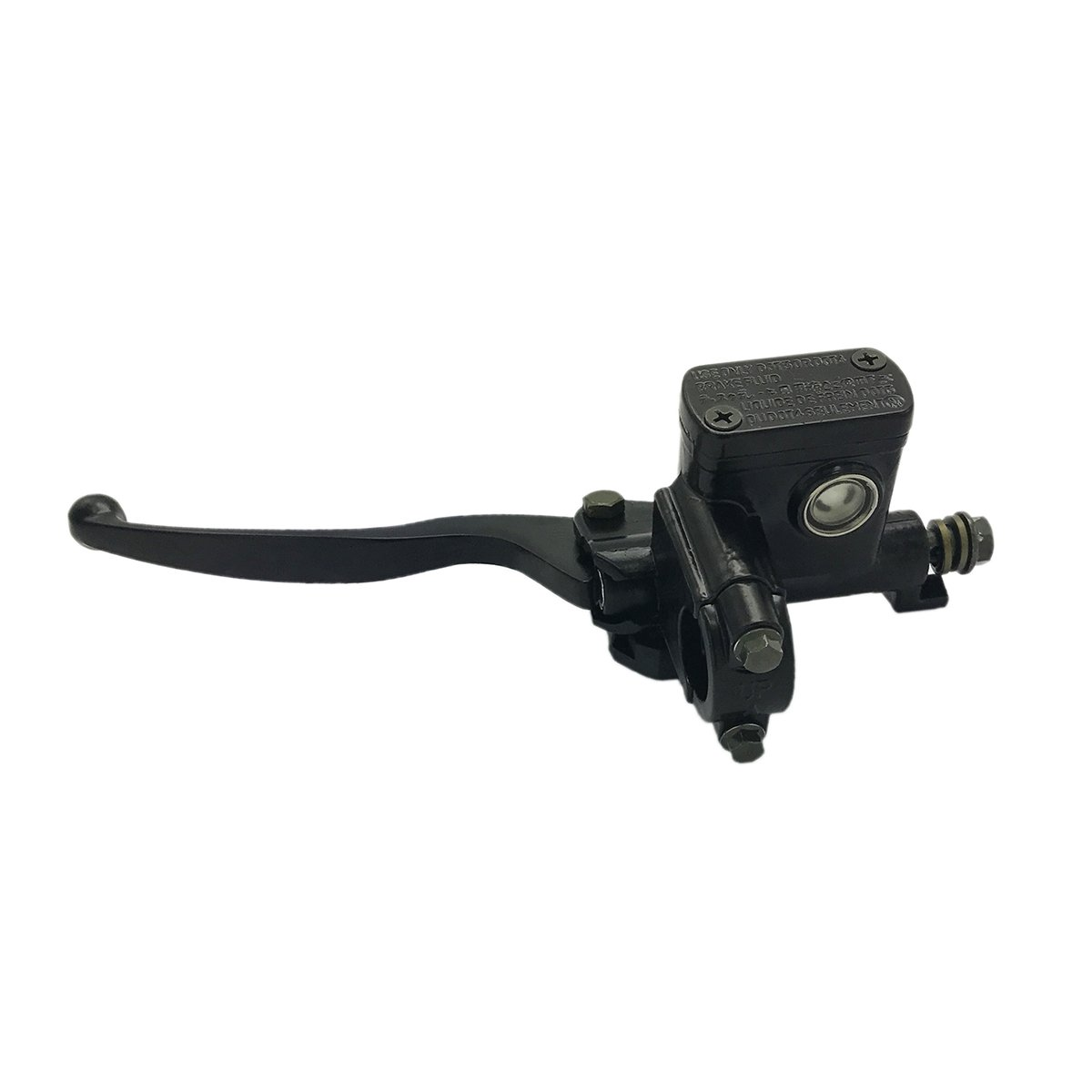 JA-ALL ATV Handlebar Brake Master Cylinder with Lever Left Side for 50cc - 125cc
