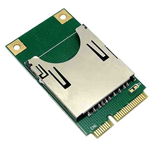 Mini PCI-E Mini PCI Express MiniCard To SD card Adapter by YLYZQR (Image #4)