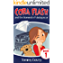 Cora Flash and the Diamond of Madagascar: A Cora Flash Spy Mystery for Kids 9-12, Book 1