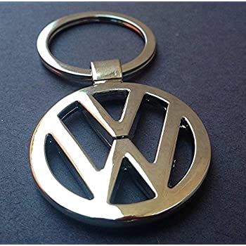 Amazon.com: ESMPRO for VW Volkswagen Metal Rond Blue ...