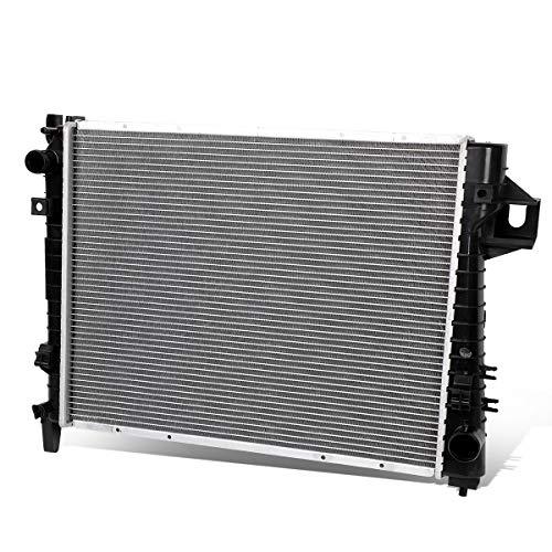 For 02-04 Dodge Ram Truck 3.7/4.7/5.7 Lightweight OE Style Full Aluminum Core Radiator DPI 2479