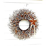 Summer Wreath,Fall Wreath, Rustic Farmhouse, Rustic Wreath, Star Wreath, Home Decor, Primitive Decor, Wreath, Door Wreath, Housewarming Gift, Winter Wreath, Front Door Wreath, Summer Decor
