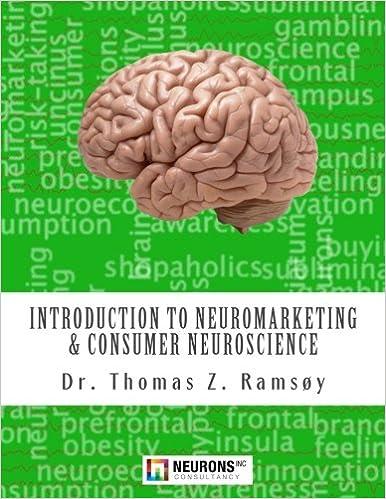 Introduction to Neuromarketing & Consumer Neuroscience: Amazon.es: Dr. Thomas Zoëga Ramsøy: Libros en idiomas extranjeros