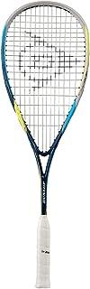 DUNLOP Biomimetic Evolution 130Raquette de Squash–Noir/Bleu/Jaune