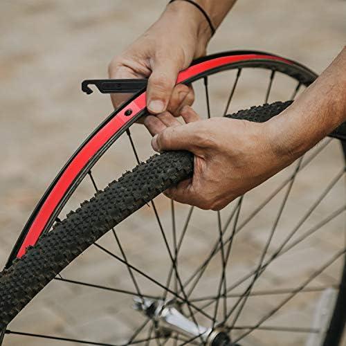 8 Pieces Rim Strip Bicycle Rim Tape Bike Inner Tube Bike High Pressure Tire P...