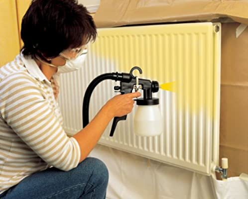 Earlex HV3000 Spray Station HVLP Paint Sprayer - - Amazon com