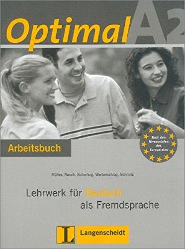 Optimal A2: Lehrwerk Fur Deutsch Als Fremdsprache (German Edition)