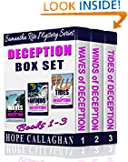 #4: Samantha Rite Mystery Series Collection - Deception Boxed Set: Books 1-3: The Complete Series