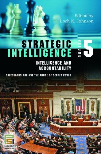 Strategic Intelligence [5 volumes] (Praeger Security International) (v. 1-5)