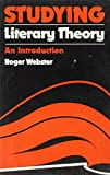 img - for Studying Literary Theory: An Introduction book / textbook / text book