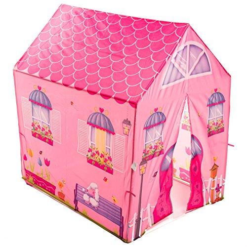 Mädchentraum Spielzelt Prinzessin Spielhaus