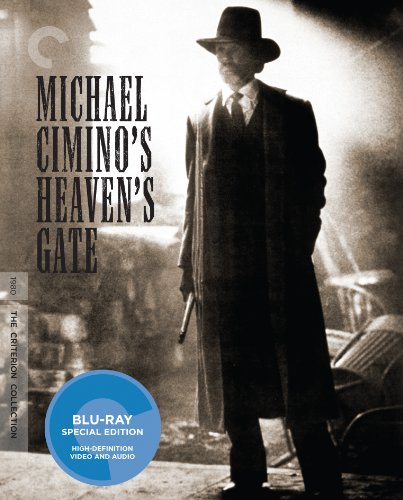 Blu-ray : Heaven's Gate (Criterion Collection) (Digital Theater System, Widescreen, , 2 Disc)