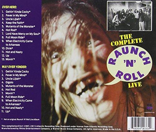 Complete Raunchn Roll Live Black Oak Arkansas Amazonde Musik