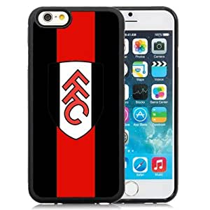 Unique DIY Designed Case For iPhone 6 4.7 Inch TPU With Soccer Club Fulham 01 Football Logo Cell Phone Case WANGJING JINDA
