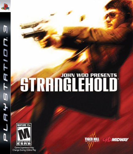 Stranglehold - Playstation 3 (Ps3 Cop Games)