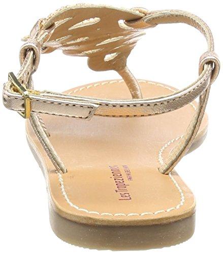 Sandalen par Rose Orazio Slingback Tropéziennes M Pink Damen Belarbi Les wRBPUxvF