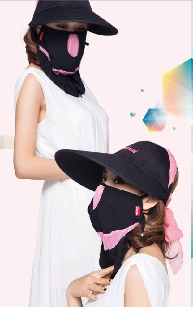 Warmth Supplies Faltbensäure UV-Schutz Sonne hat Riding Riding Riding Big Sun Hut to Cover Face Female Sommer-Bergsteigerkappe B07PWLVC84 Kampfsport Online-Exportgeschäft c7b6d7