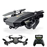 VISUO BEST Drone quadcopter Foldable 2.4GHz 6-Gyro Remote Control Drone...