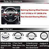 eing Fashion Cute Car Steering Wheel Cover with