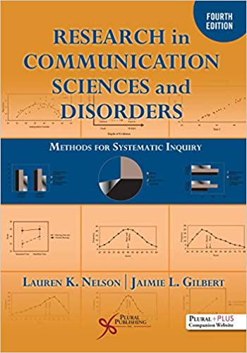 Research in Communication Sciences and Disorders 4th Edition