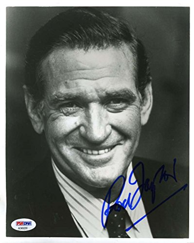 ROD TAYLOR Hand Signed PSA DNA COA 8x10 Photo Autograph Authentic ()