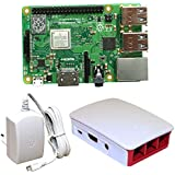 "Raspberry Pi 3 Model B+ Bundle ""S"" (weiß)"