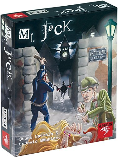 Mr Jack (Jack The Ripper Game compare prices)