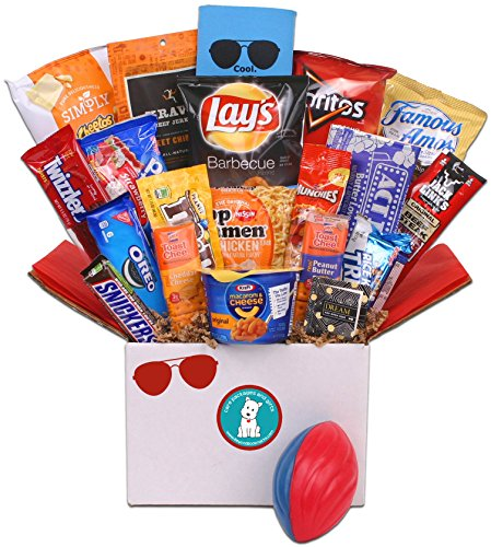 Mr. Man - College Care Package or Birthday (Halloween Oreo Treats)