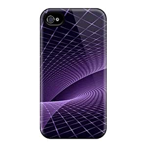 New Arrival Violet Space Mt For Iphone 6plus Cases Covers