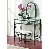 Amazon.com: Makeup - Vanities & Vanity Benches / Bedroom Furniture ...