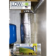 50 Gallon Tank LOW E Reflective Foam Core Water Heater Jacket Insulation Kit