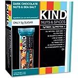 Kind Dk Choc/Seasalt Barra de 1.4 oz – Caja de 12