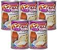 【ふっくら・やわらかなまま5年保存可能】 パンですよ! 5缶セット (レーズン味×5)