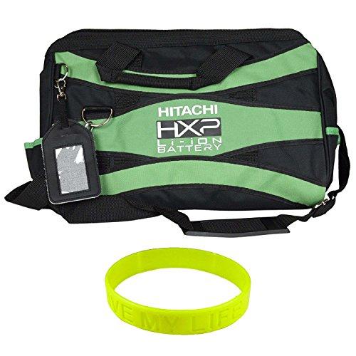 Hitachi HXP Carrying Organizer Tool Bag For Tool Kits + L...