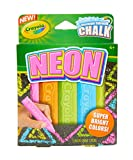 Crayola Washable Sidewalk Chalk, Neon Chalk