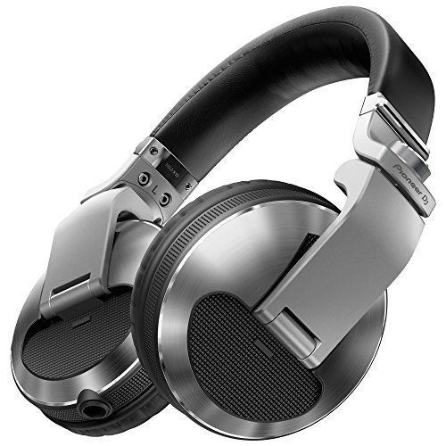 Pioneer HDJ-X10 Over-ear Black/Silver
