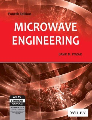 Price comparison product image Microwave Engineering 4Ed (Pb 2015)