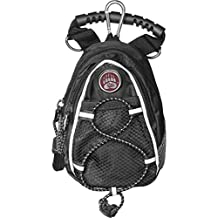 NCAA Montana Grizzlies Mini Day Pack, One Size, Black