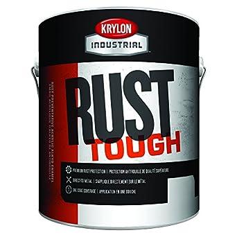 krylon industrial k00771 rust tough acrylic alkyd enamel black Buff Primer krylon industrial k00771 rust tough acrylic alkyd enamel black semi gloss 1