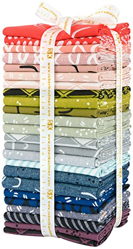 Kaufman Arroyo Fat Quarter Bundle Multi by Robert Kaufman