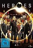 Heroes - Season 4.1 [3 DVDs]