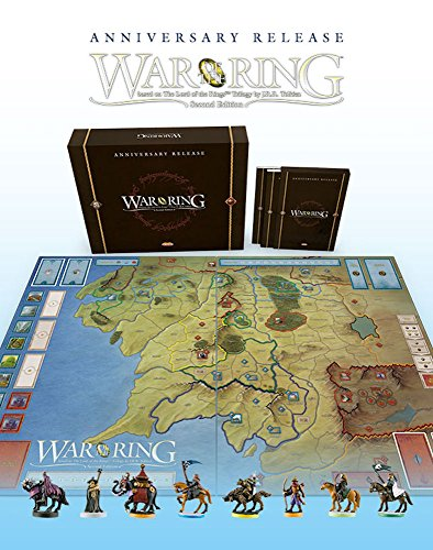 Ares Games War of the Ring Second Edition Anniversary Release (Limited To 2000)