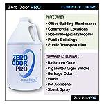 Zero Odor Pro - Commercial Strength - Odor Eliminator Refill, 128-ounce